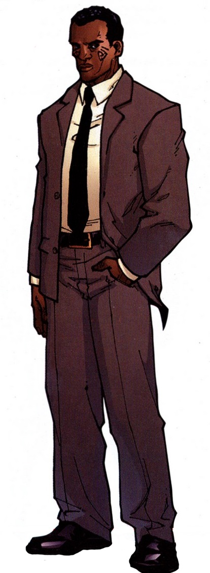 Derek Khanata (Earth-616)