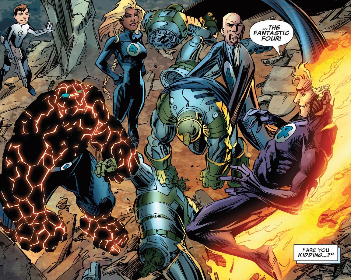 Fantastic Four (Earth-13266)