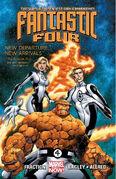 Fantastic Four TPB Vol 1 1 New Departure, New Arrivals