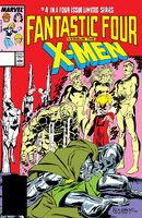 Fantastic Four vs. the X-Men Vol 1 4