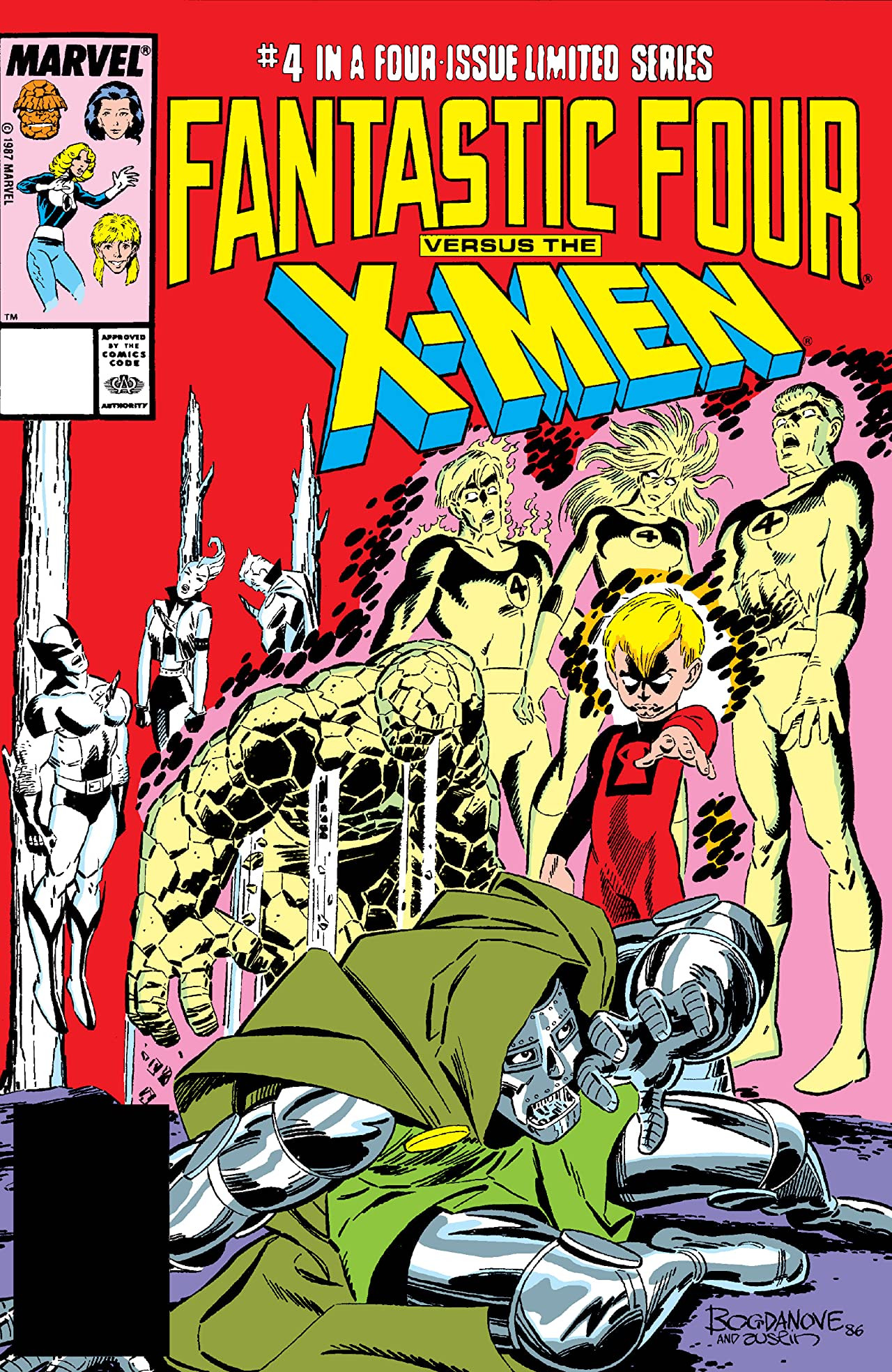 Fantastic Four vs. the X-Men Vol 1 4.jpg