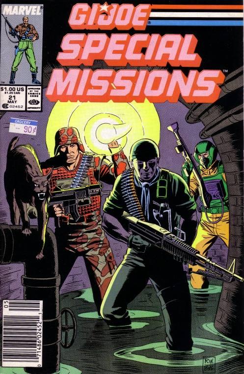 G.I. Joe: Special Missions Vol 1 21