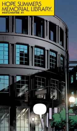 Hope Summers Memorial Library from Age of X-Man NextGen Vol 1 1 001.png