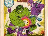 Hulk Comic (UK) Vol 1 36