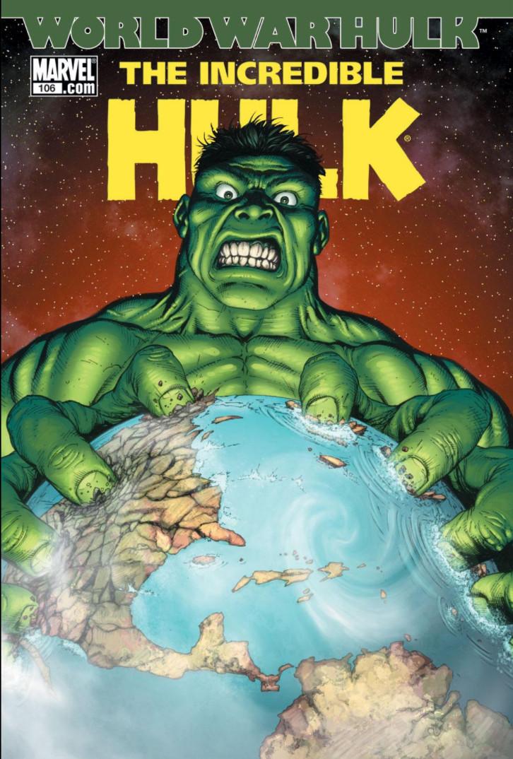 Incredible Hulk Vol 2 106
