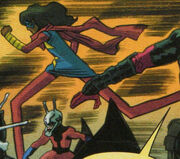 Kamala Khan (Project Doppelganger LMD) (Earth-18236) from Spider-Man Deadpool Vol 1 34 001.jpg