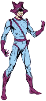 Kevin Sidney (Earth-616)