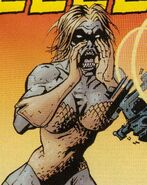 Linda Lewis (Zombie Clone) (Earth-616) from Marvel Zombies Supreme Vol 1 4 001