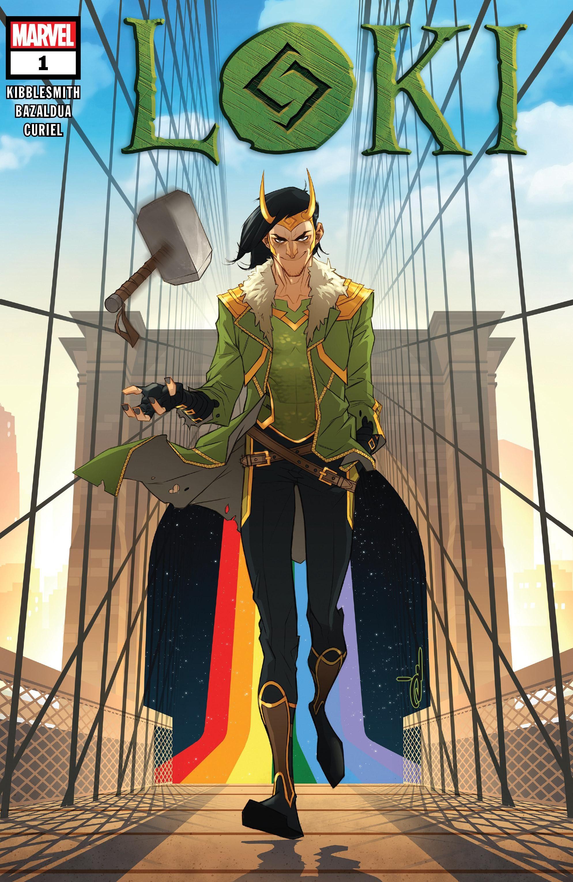 Loki Vol 3 1