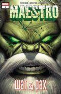 Maestro War and Pax Vol 1 1