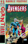 Marvel Double Feature...The Avengers Giant-Man Vol 1 382