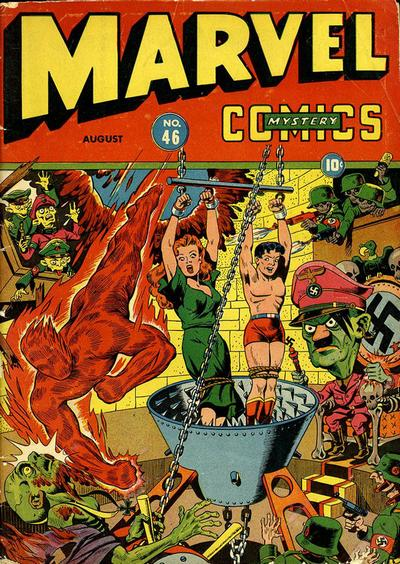 Marvel Mystery Comics Vol 1 46