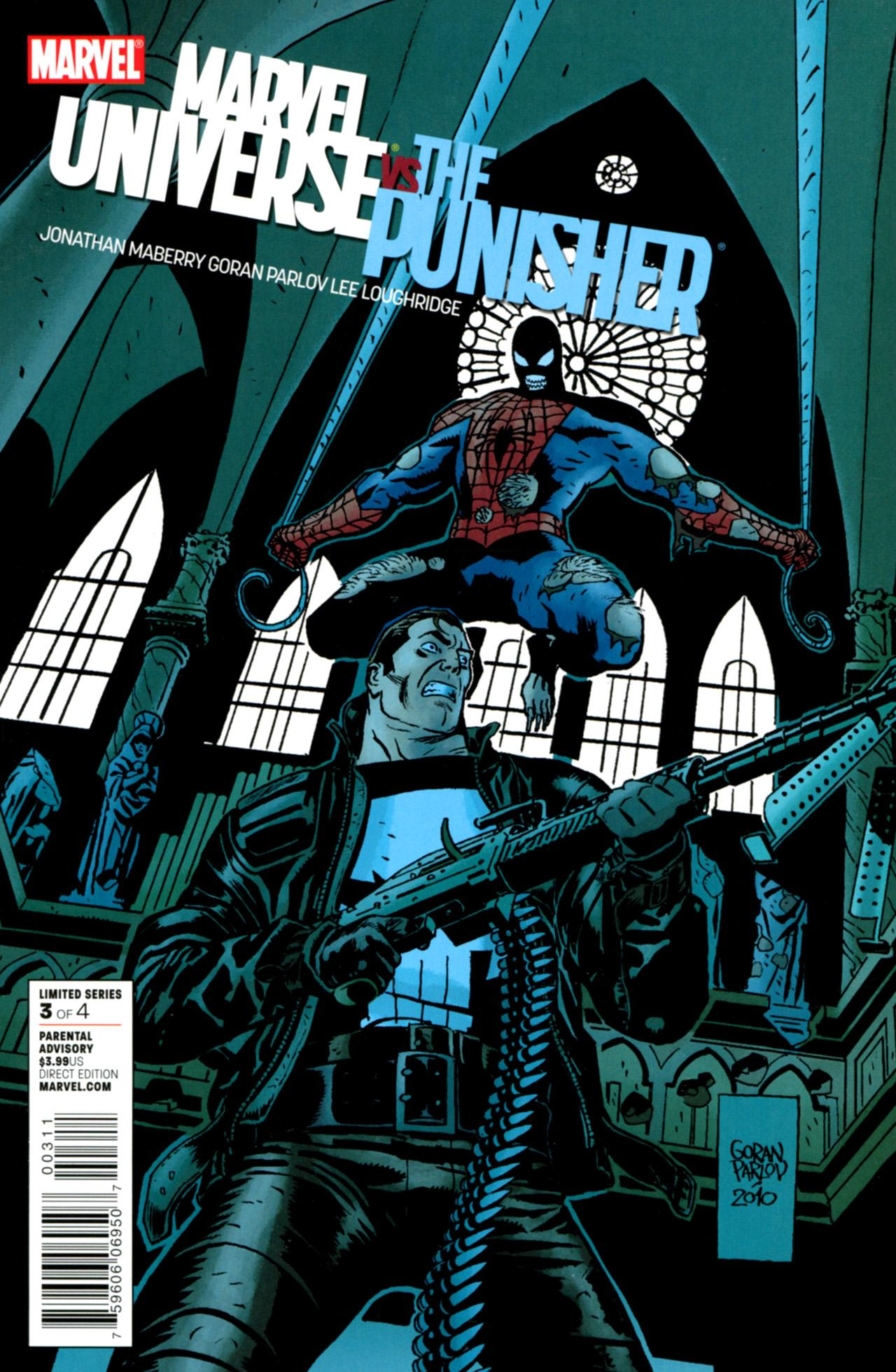 Marvel Universe Vs. The Punisher Vol 1 3