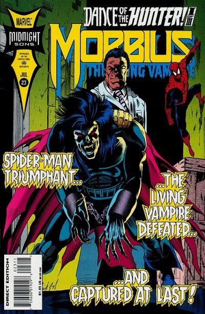 Morbius: The Living Vampire Vol 1 23