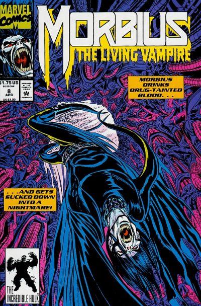 Morbius: The Living Vampire Vol 1 8