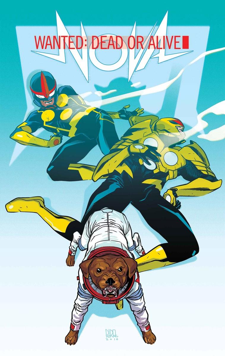 Cosmo (Dog) (Earth-616)