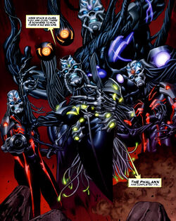 Phalanx (Race) from Annihilation Conquest Prologue Vol 1 1 001.jpg