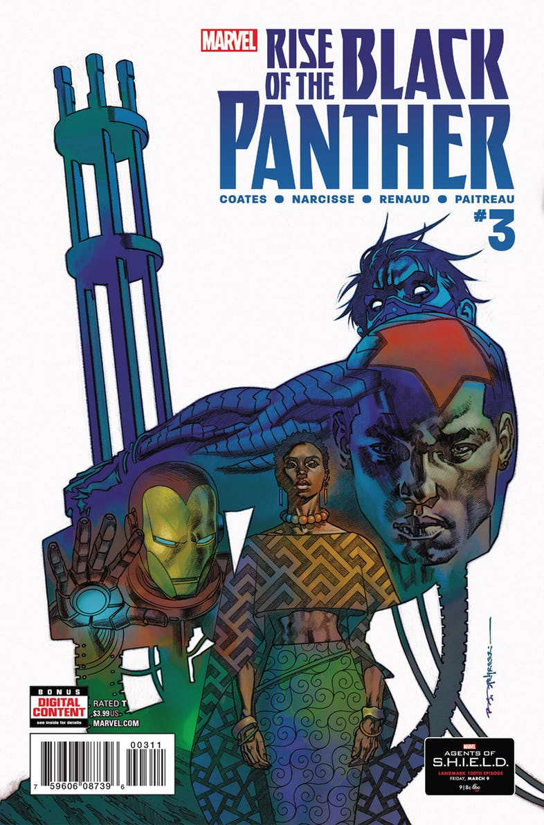 Rise of the Black Panther Vol 1 3