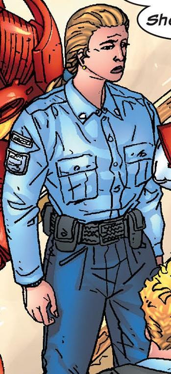 Sheryl Howards (Earth-616)