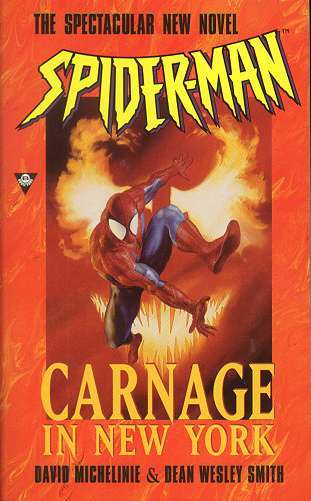 Spider-Man: Carnage In New York (novel)