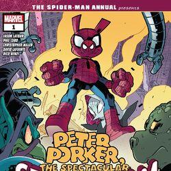 Spider-Man Annual Vol 3 1