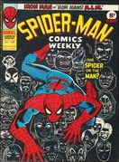 Spider-Man Comics Weekly Vol 1 138