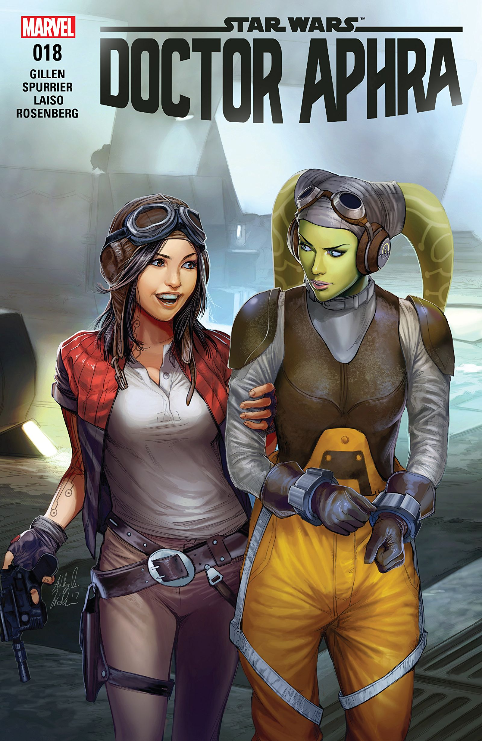 Star Wars: Doctor Aphra Vol 1 18