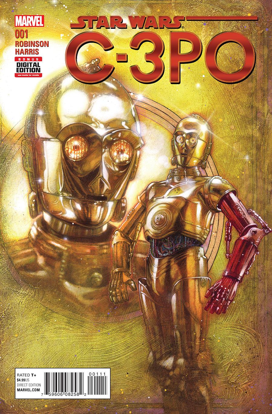 Star Wars Special: C-3PO Vol 1 1