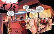 Stark Unlimited HQ from Tony Stark Iron Man Vol 1 1 004