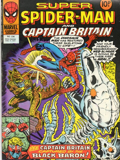 Super Spider-Man & Captain Britain Vol 1 236