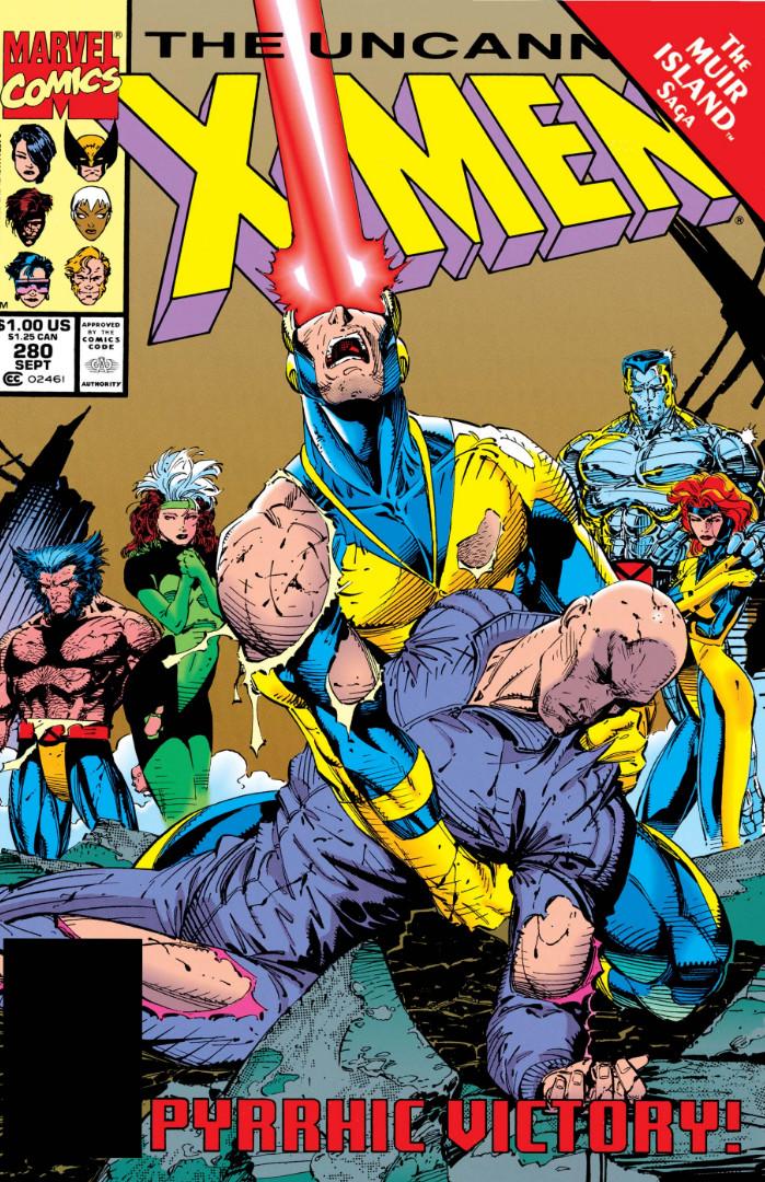 Uncanny X-Men Vol 1 280