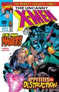 Uncanny X-Men Vol 1 349