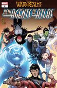 War of the Realms New Agents of Atlas Vol 1 1