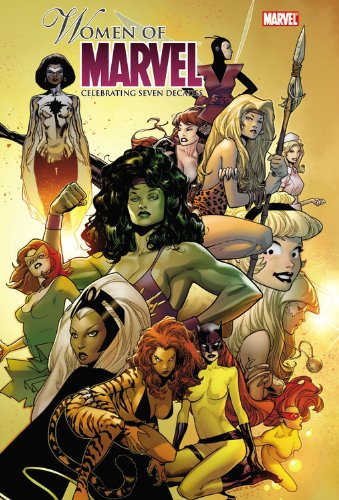 Women of Marvel: Celebrating Seven Decades Omnibus Vol 1 1