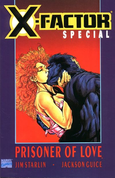 X-Factor: Prisoner of Love Vol 1 1