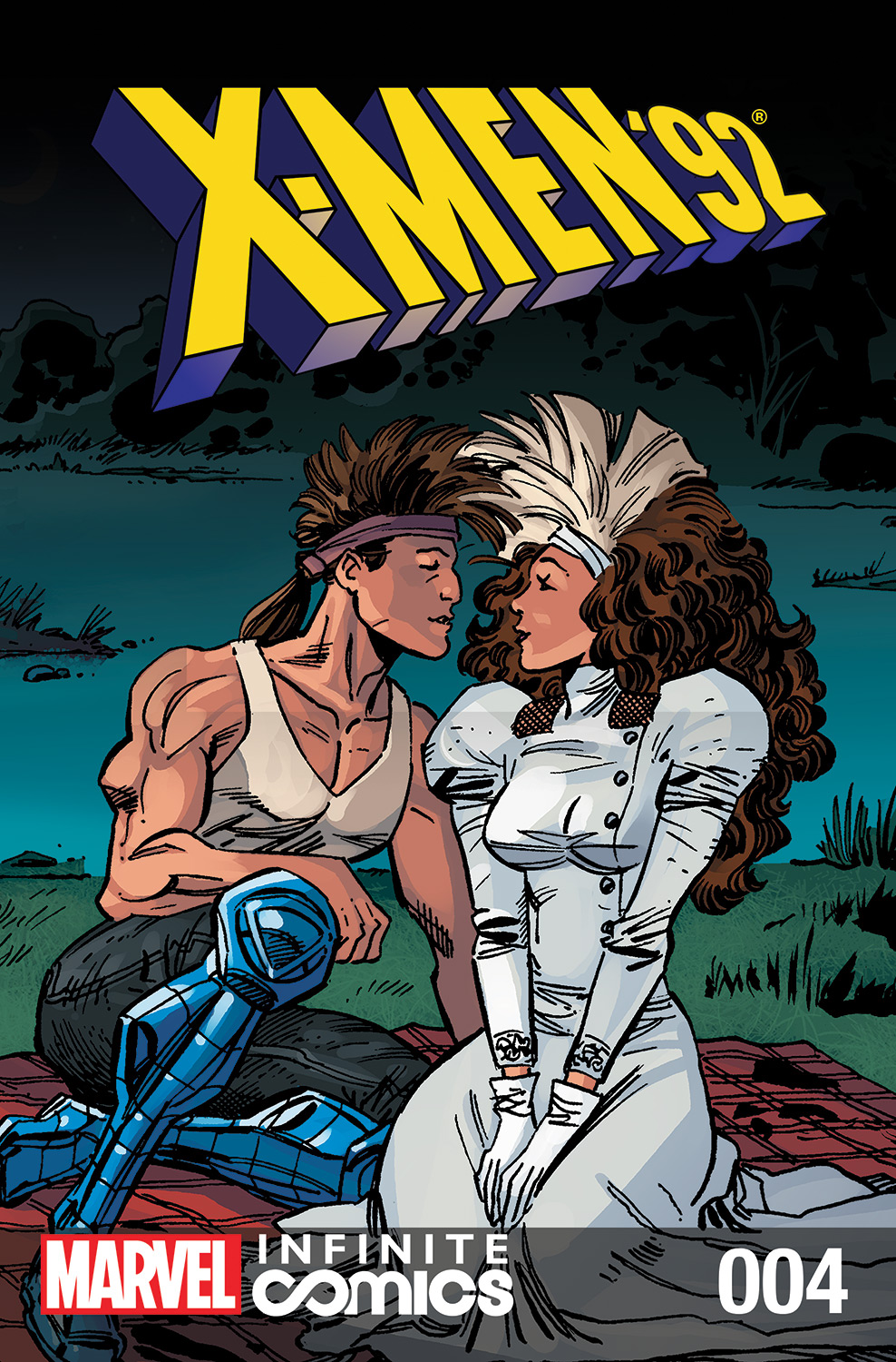 X-Men '92 Infinite Comic Vol 1 4