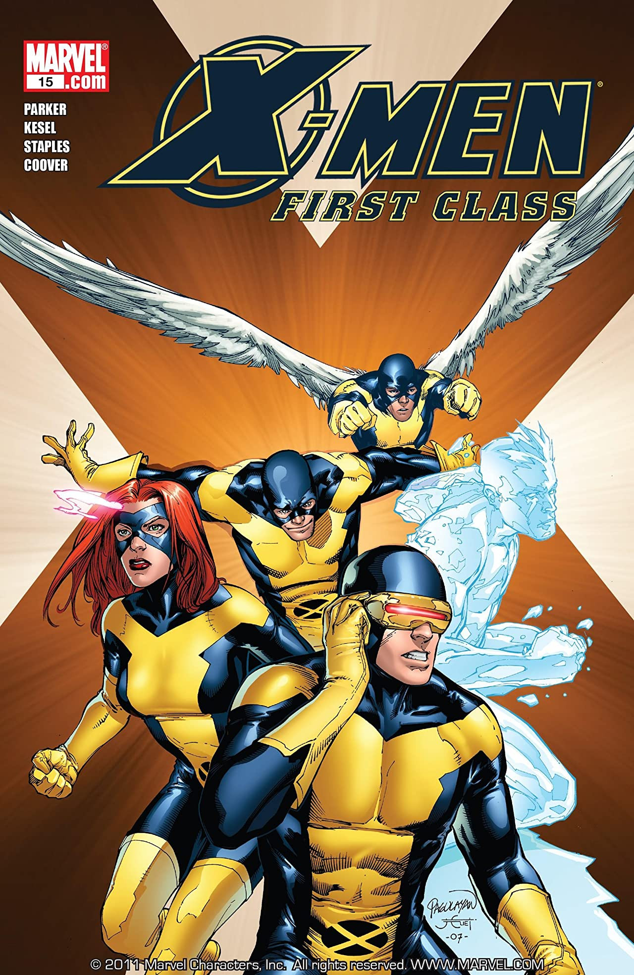 X-Men First Class Vol 2 15
