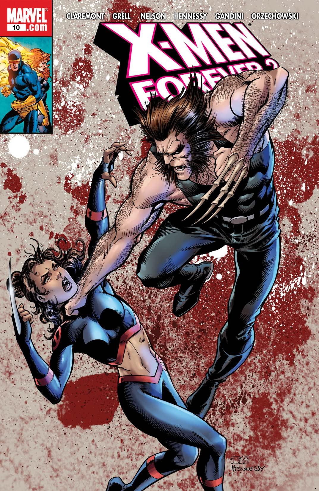 X-Men Forever 2 Vol 1 10