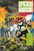 """A Shadowline Saga """"Critical Mass"""" Vol 1 4"""