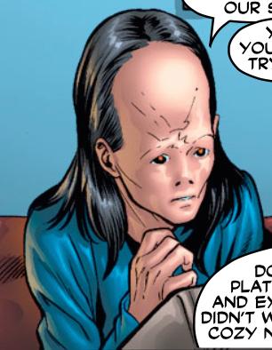 Andrea Hobbes (Earth-616)