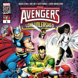 Avengers: Loki Unleashed Vol 1 1