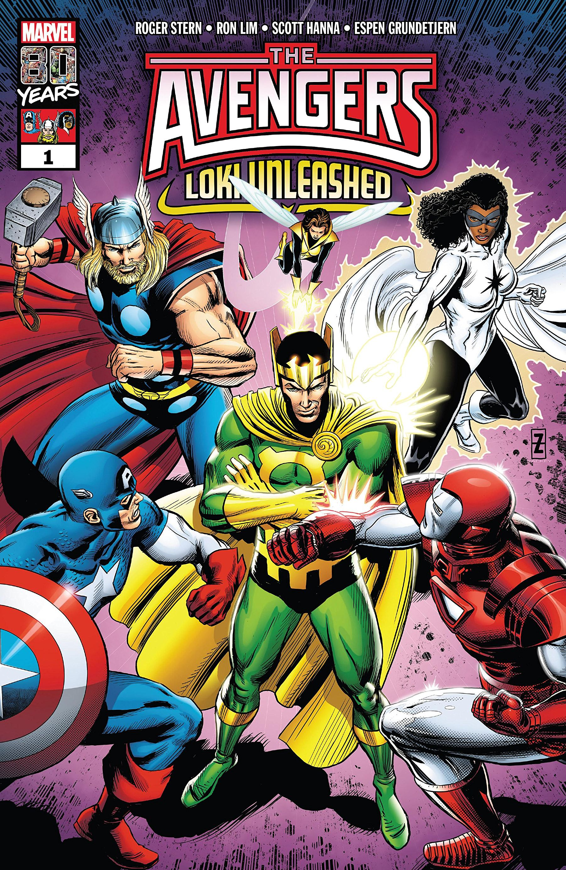 Avengers: Loki Unleashed Vol 1 1