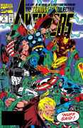Avengers The Terminatrix Objective Vol 1 4