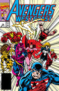 Avengers West Coast Vol 2 74