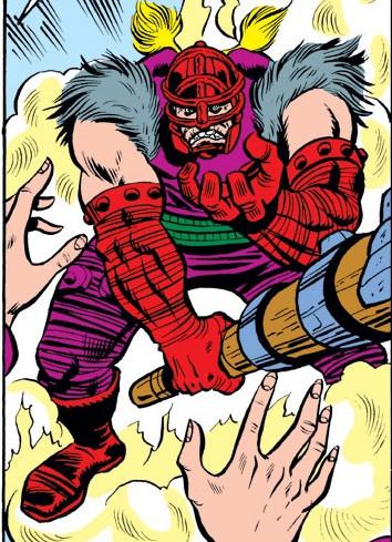 Barbaric (Earth-616)