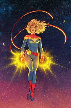 Carol Danvers (Maa-616)