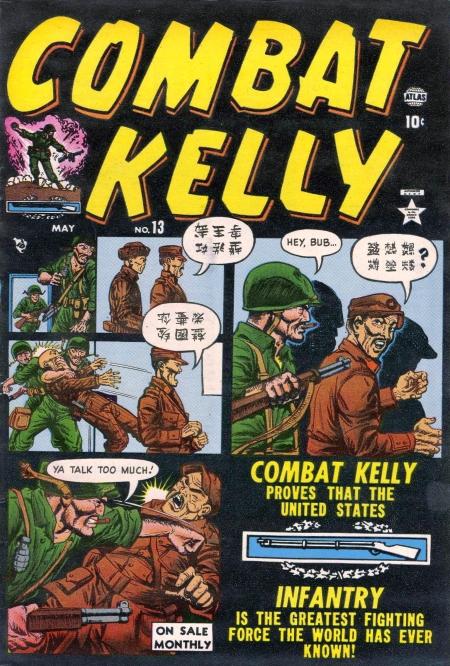Combat Kelly Vol 1 13