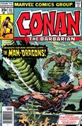 Conan the Barbarian Vol 1 83