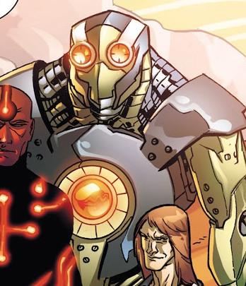 Crimson Commando (Freedom Force) (Earth-616)
