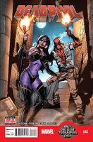 Deadpool Vol 5 44